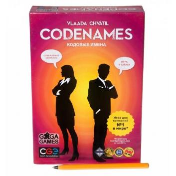Игрушки, Настольная игра Кодовые имена Gaga Games 659756, фото