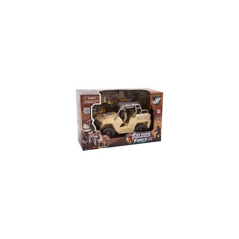 Купить Игровой набор Армейский внедорожник, CHAPMEI, от 3 лет, Для мальчика, 698817, Китай