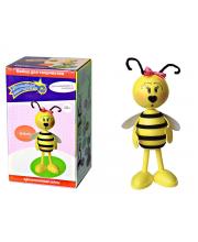 Набор для творчества Создай куклу Пчелка Волшебная мастерская
