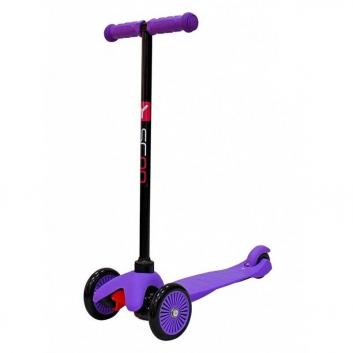 Спорт и отдых, Самокат Mini A5 Simple Y-SCOO (фиолетовый)611450, фото