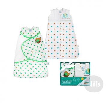 """Подарочный набор """"Спальный конверт и спальный мешок"""", 2 пр."""