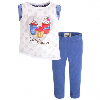 Девочки, Комплект MAYORAL (голубой)422362, фото