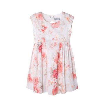 Девочки, Платье MAYORAL (коралловый)424456, фото