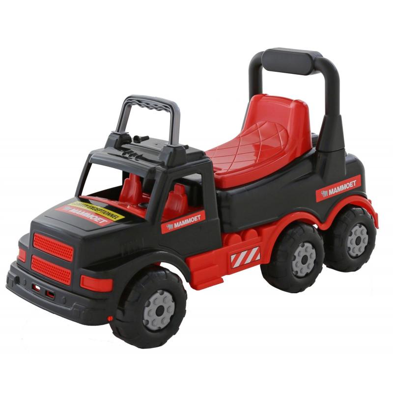 Полесье Автомобиль каталка MAMMOET полесье полесье игровой набор mammoet volvo автомобиль трейлер и трактор погрузчик