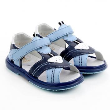 Обувь, Сандалии Топ-Топ (темносиний)423738, фото