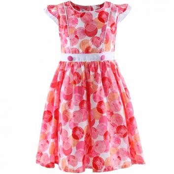 Девочки, Платье LP Collection (розовый)423509, фото
