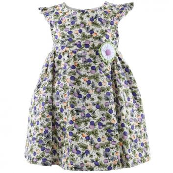 Девочки, Платье LP Collection (фиолетовый)605385, фото