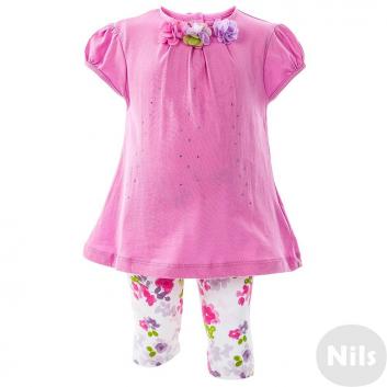 Малыши, Комплект MINIBANDA (розовый)611278, фото