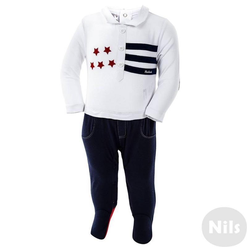 MINIBANDA Комбинезон minibanda рубашка поло minibanda 611990