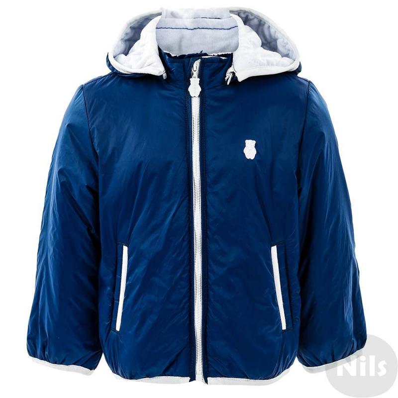 MINIBANDA Куртка куртка голубого цвета brums ут 00008775