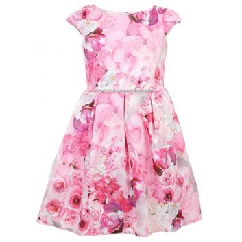 Девочки, Платье Fansy Way (малиновый)427573, фото