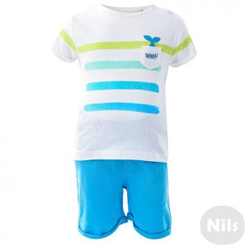 Малыши, Комплект MINIBANDA (голубой)611282, фото