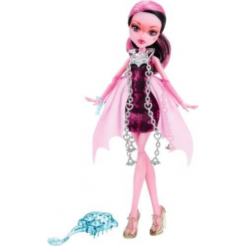 Кукла Дракулаура Призрачно Monster High