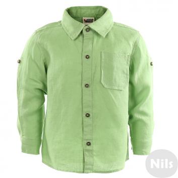 Малыши, Рубашка WOOLOO MOOLOO (зеленый)606145, фото