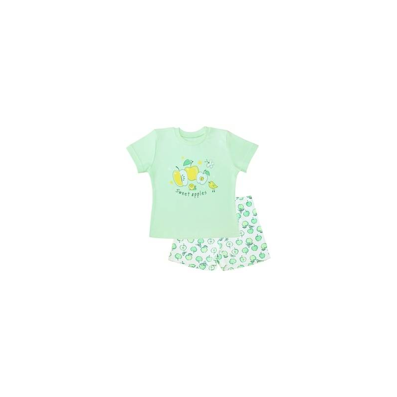 Веселый малыш Пижама пижама жен mia cara майка шорты botanical aw15 ubl lst 264 р 42 44 1119503