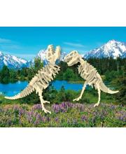 Сборная модель Тиранозавр 2в1