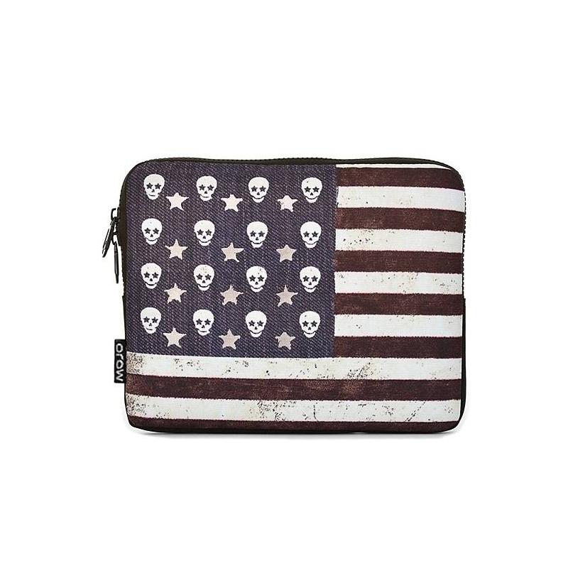 MOJO PAX Чехол для iPad Skull Flag mojo pax рюкзак скелет