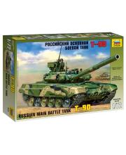 Модель для склеивания Российский основной боевой танк Т-90 ZVEZDA