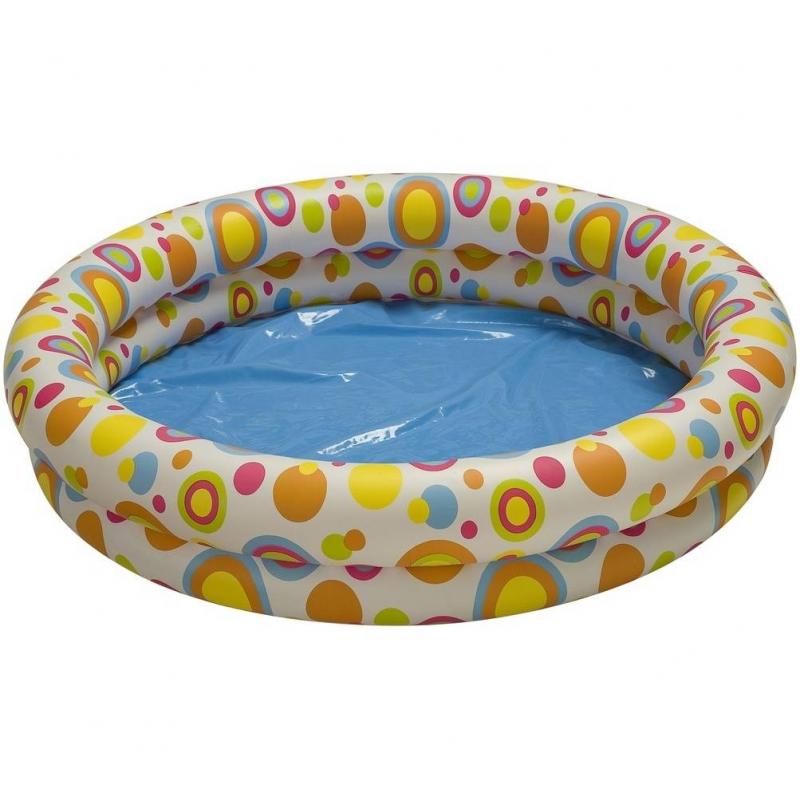 Надувной бассейн Шарики