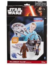 Конструктор из бумаги Star Wars Millenium Falcon