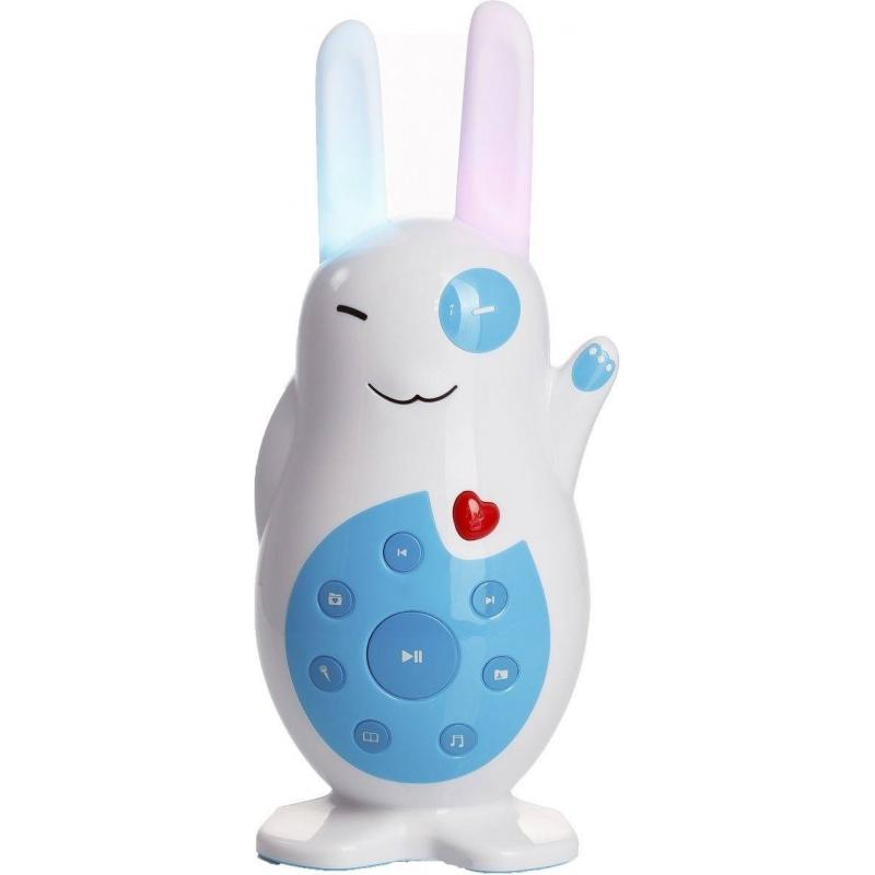 Alilo Музыкальная игрушка c Bluetooth Классный зайка V8 классный зайка alilo v8 синий медиаплеер c bluetooth