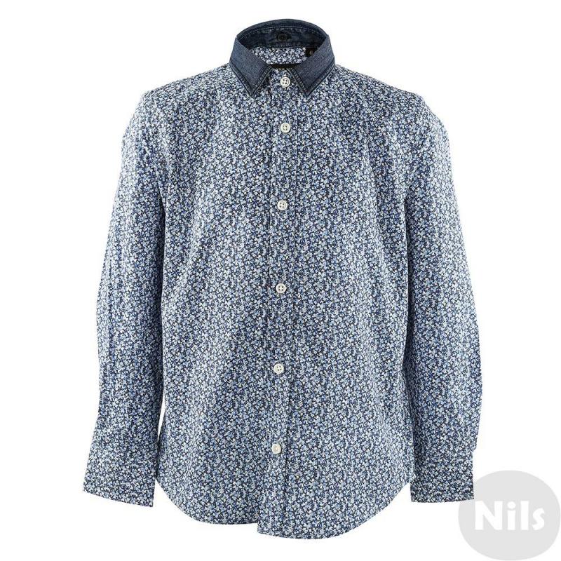 ANTONY MORATO Рубашка ami рубашка из денима