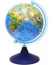 Зоогеографический глобус 210 мм GLOBEN