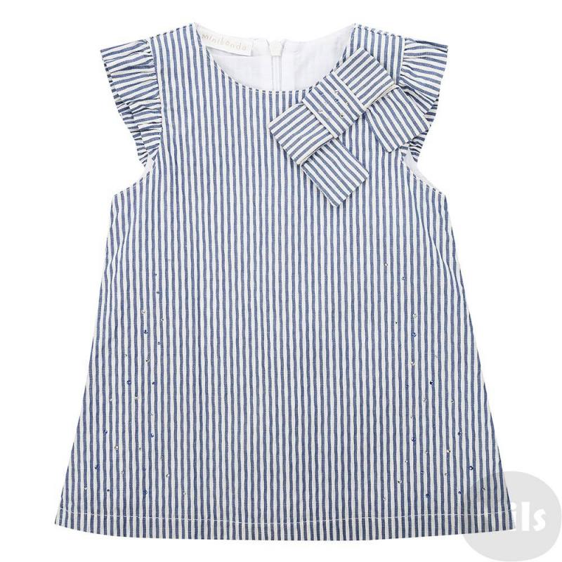MINIBANDA Платье minibanda рубашка поло minibanda 611990