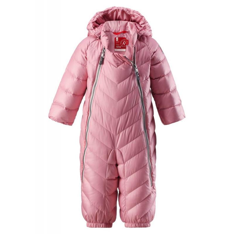 Купить Комбинезон Unetus, REIMA, Розовый, 12 месяцев, 80, Для девочки, 445027, Осень/Зима, Китай