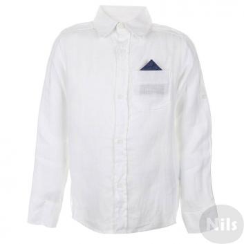 Школа, Рубашка SARABANDA (белый)611870, фото
