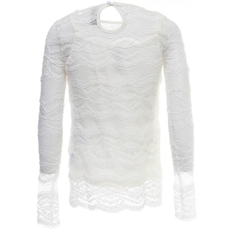 Блузка Белая В Школу Купить