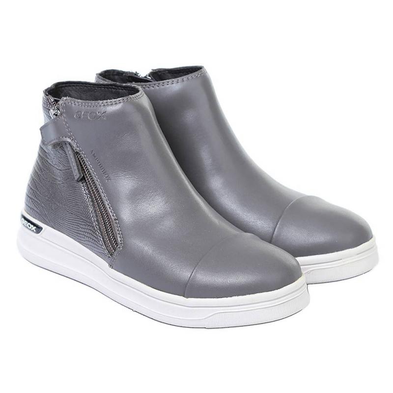 GEOX Ботинки ботинки с высоким берцем в москве