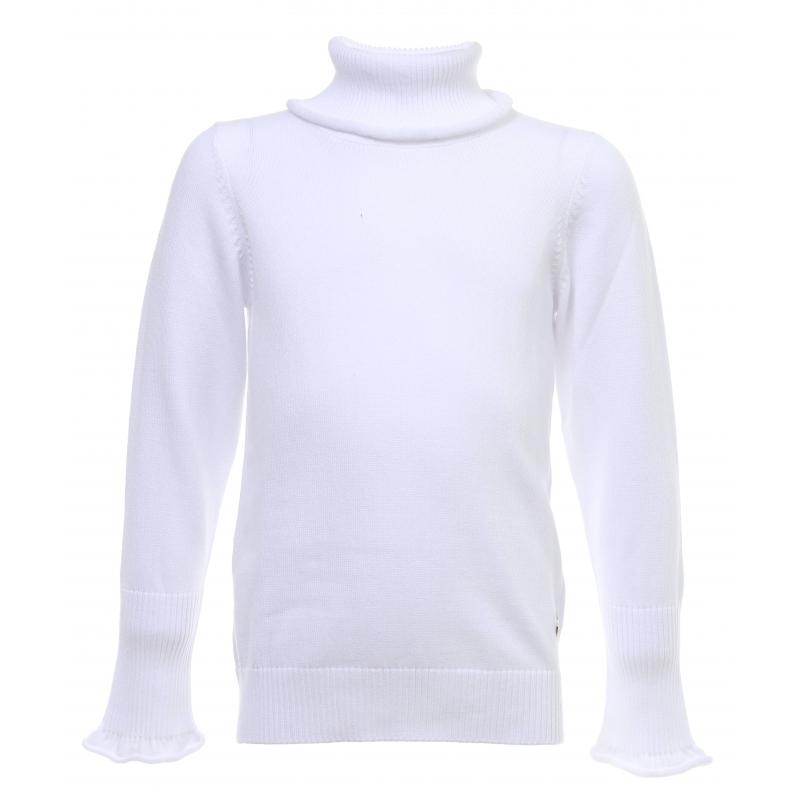 Купить Свитер, S'COOL!, Белый, 9 лет, 134, Для девочки, 444440, Всесезонный, Китай