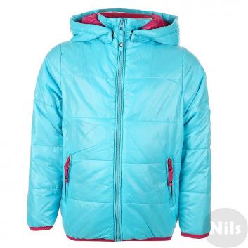Девочки, Куртка BLUE SEVEN (голубой)613079, фото