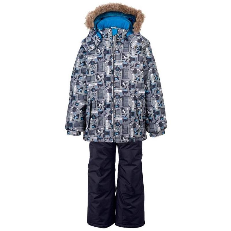Купить Комплект, Premont, Серый, 6 лет, 116, Для мальчика, 447999, Осень/Зима, Китай