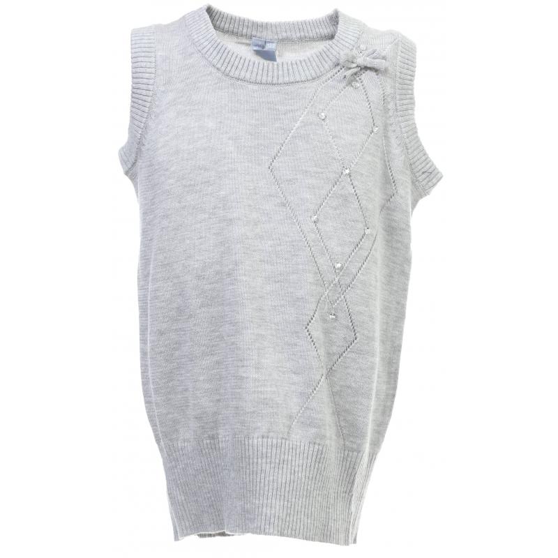 Купить Жилет, S'COOL!, Серый, 14 лет, 164, Для девочки, 443999, Всесезонный, Китай