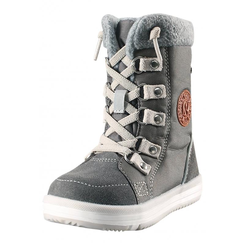 Купить Ботинки Freddo, REIMA, Темносерый, 25, Не указан, 449419, Осень/Зима, Китай