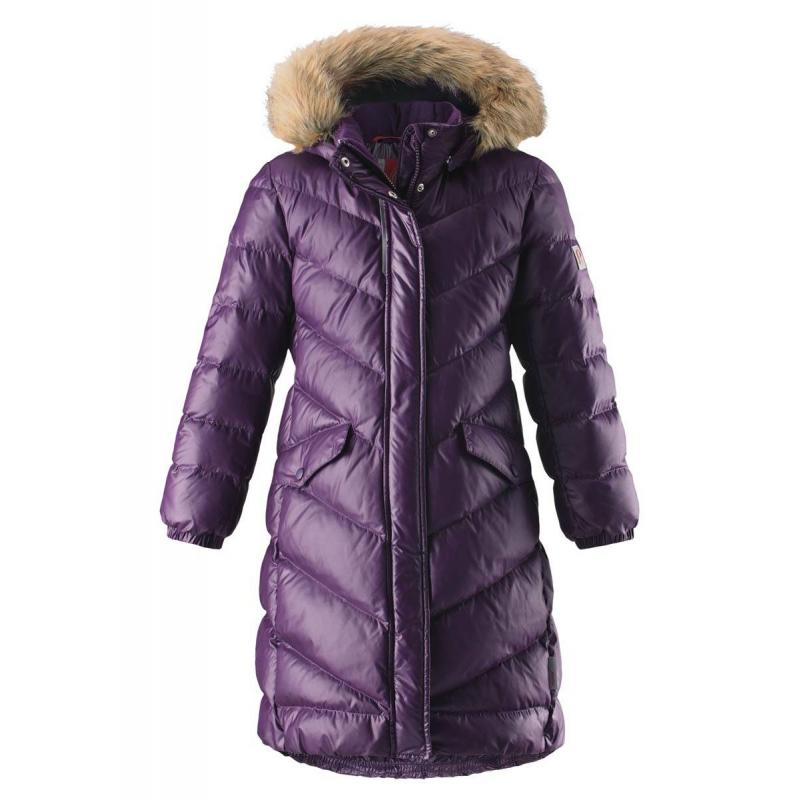 Купить Пальто Satu, REIMA, Фиолетовый, 6 лет, 116, Для девочки, 449783, Осень/Зима, Китай
