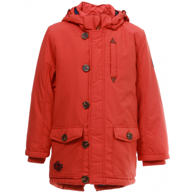 PlayToday Куртка куртки пальто пуховики playtoday куртка текстильная для мальчиков пульс лондона 371001