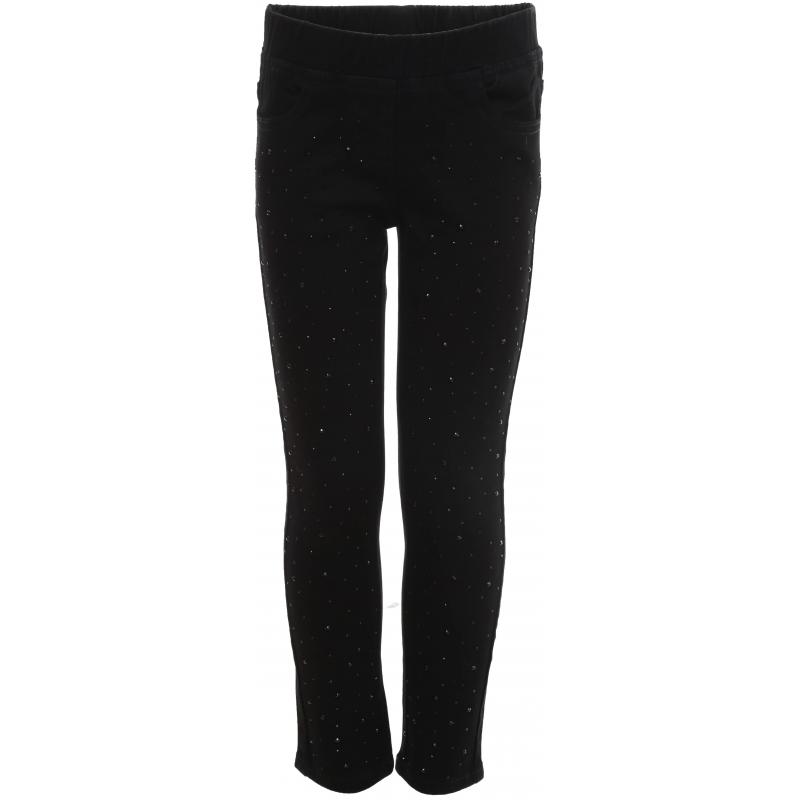 PlayToday Брюки брюки джинсы и штанишки playtoday брюки текстильные для девочек для девочек рок принцесса 182003