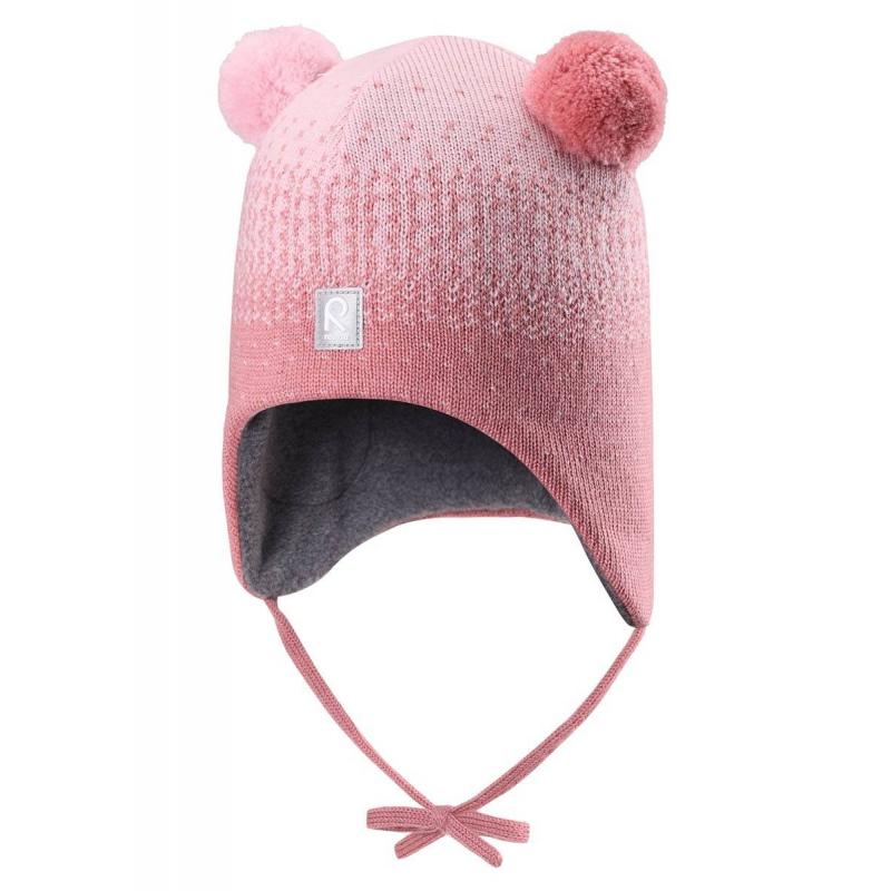 REIMA Шапка Sammal шапка вязаная на подкладке button blue шапка вязаная на подкладке