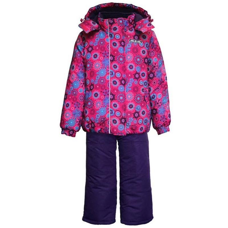 Купить Комплект, Ma-Zi-Ma, Малиновый, 4 года, 104, Для девочки, 453498, Осень/Зима, Китай