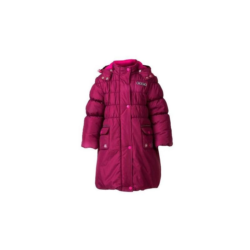Купить Пальто, Ma-Zi-Ma, Сливовый, 4 года, 104, Для девочки, 453525, Осень/Зима, Китай