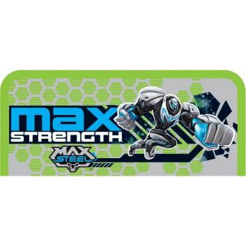 Главная, Пенал мягкий Max Steel Centrum (зеленый)613201, фото