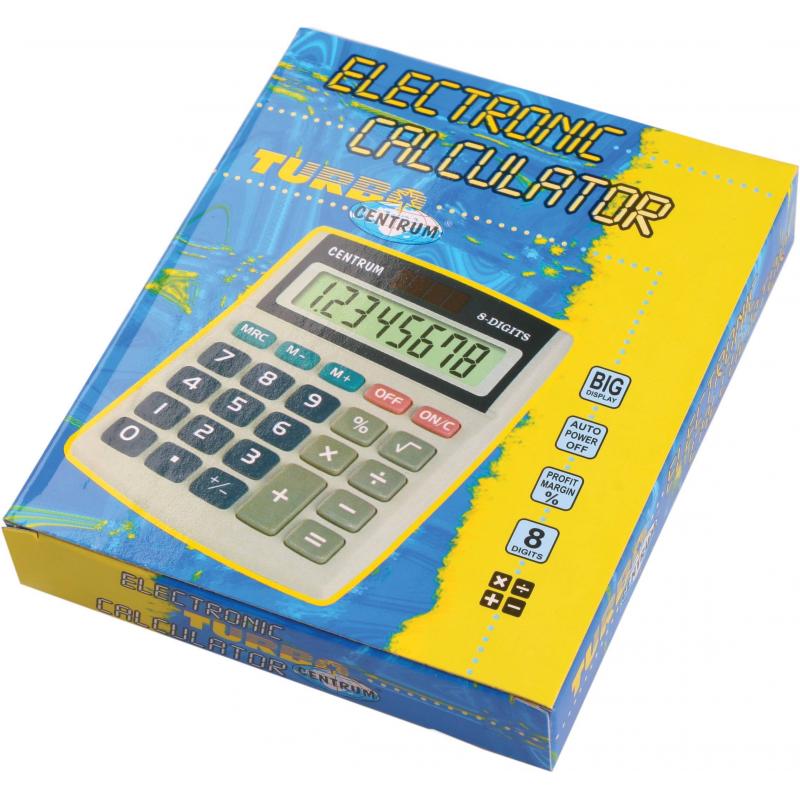 Калькулятор восьмиразрядный от Nils