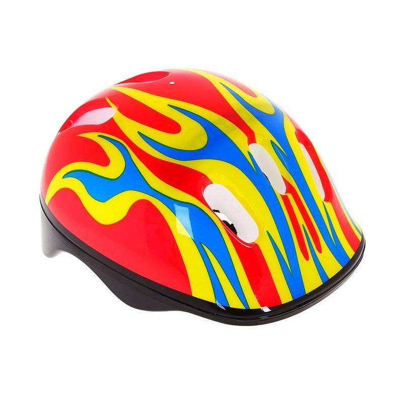 OnliTop Шлем Н6 красный M коньки onlitop 223f 37 40 blue 806164
