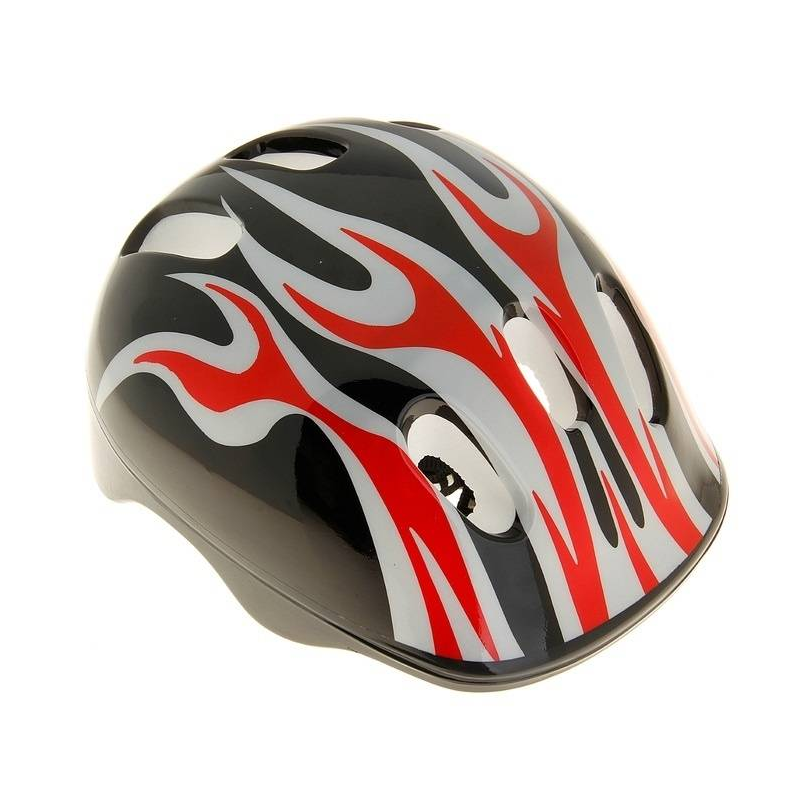 OnliTop Шлем Н6 черный M коньки onlitop 223f 37 40 blue 806164