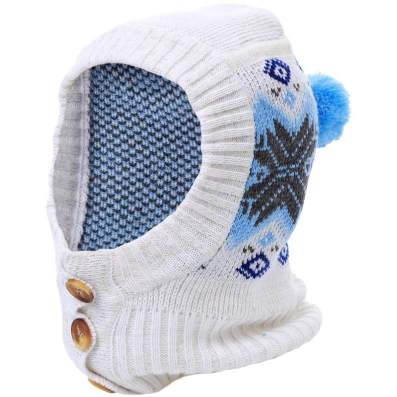 GAKKARD Шапка-шлем куртка голубого цвета brums ут 00008775