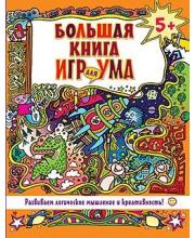 Большая книга игр для ума ИД Питер