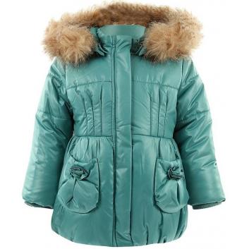 Девочки, Куртка MAYORAL (бирюзовый)601209, фото
